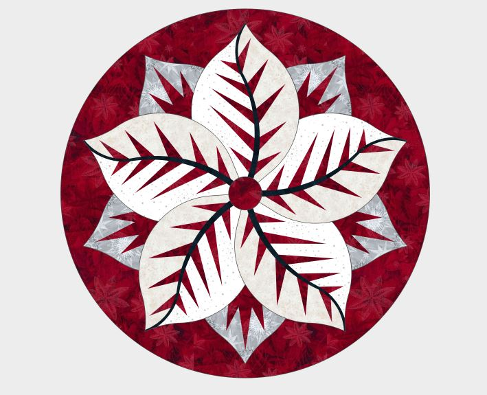 Poinsettia – Reds